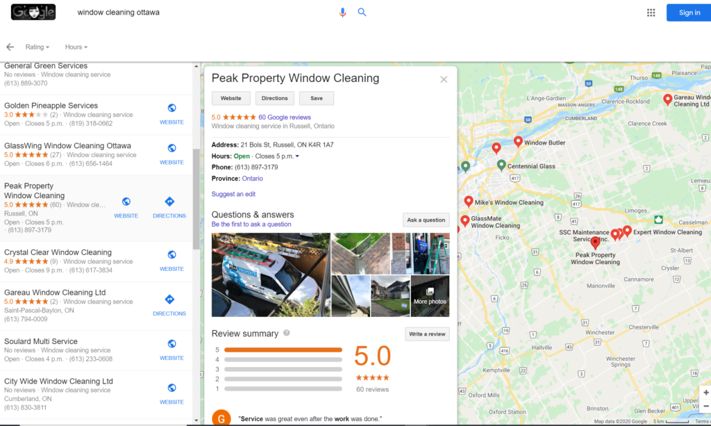 3 Tips On Searching For Local Businesses on Google 1